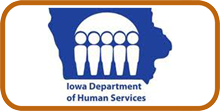 Iowa Child Care Providers logo